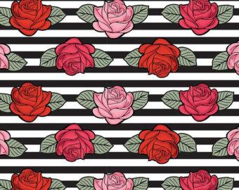 Lineas y Rosas