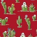 Cactus Rojo