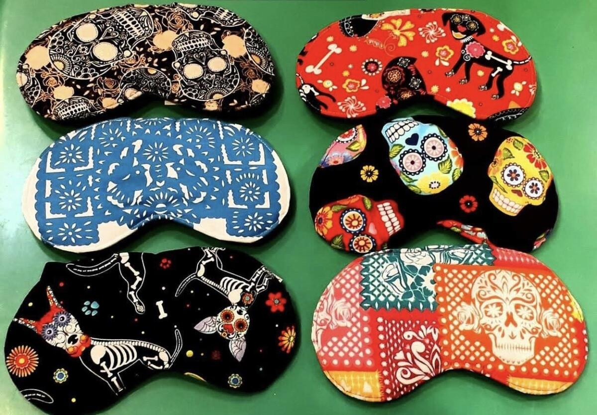 Sleeping Masks 2