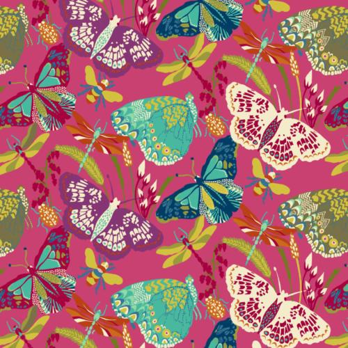 Pink butterflies / Mariposas Rosa