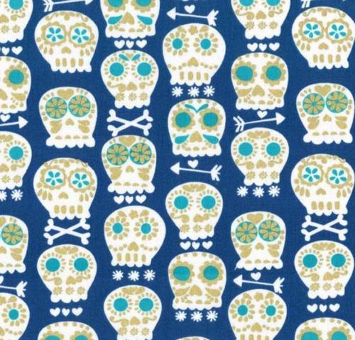 Bonehead Blue / Calaveras Azul