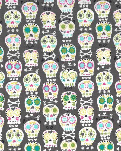 Bonehead Gray / Calaveras Gris