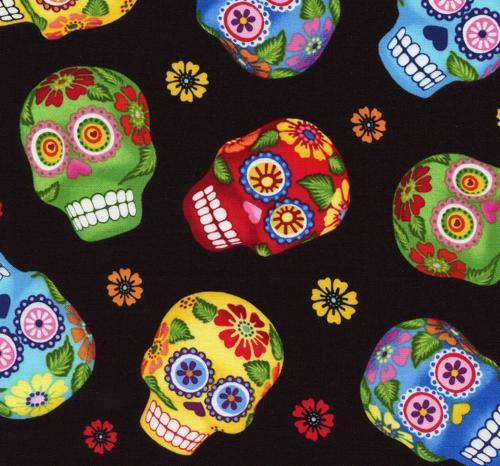 Sugar Skulls / Calaveritas Azucar