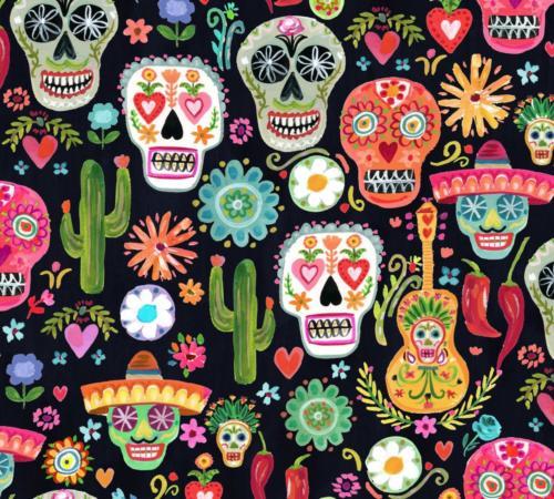 Mexican Bonehead / Calaveritas Mexicanas