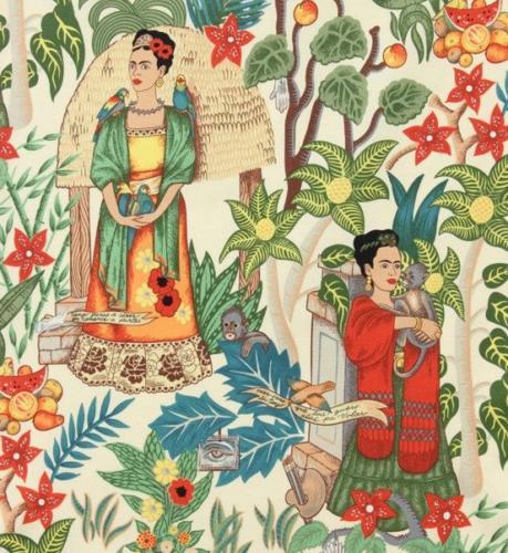 Frida's Garden Cream / Jardin de Frida Crema