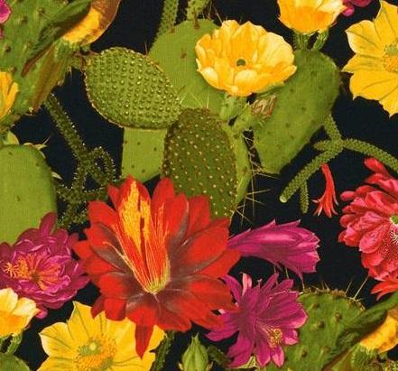 Nopales & Flowers / Nopales & Flores