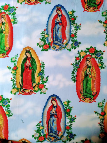 Virgin of Guadalupe / Virgen de Guadalupe