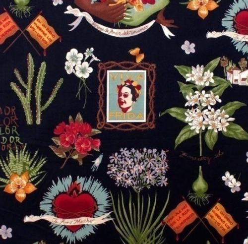 Viva Frida Black / Viva Frida Negro