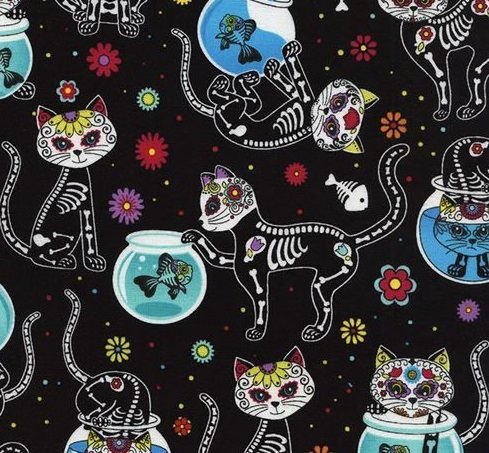 Catrina Cats / Gatitos Catrina