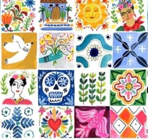 Mosaico Mexicano