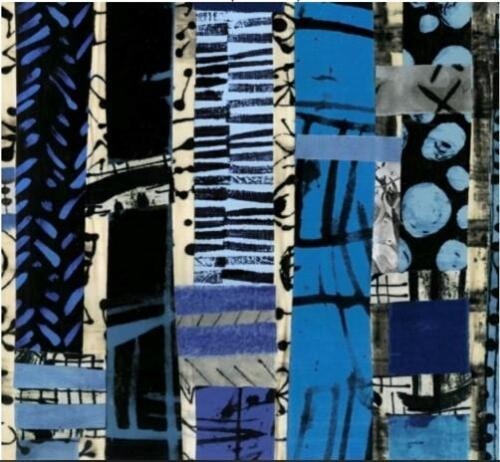 Blue Mosaics/ Mosaicos Azul