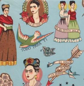 Frida Tradicional Turquesa/Frida Traditional Turquoise