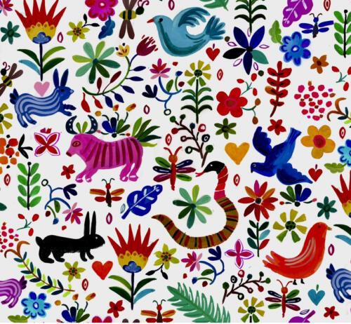 Animal Garden/ Jardín de Animales